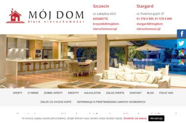 Mój Dom Nieruchomości Stargard Szczeciński - Agencja nieruchomości Stargard