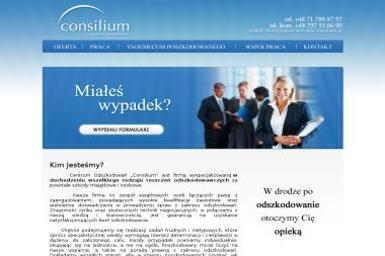 Cetrum Odszkodowań CONSILIUM Magdalena Pyśniak - Adwokat Tarnow