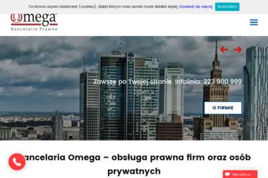 Omega Kancelarie Prawne - Prawo Karne Siedlce