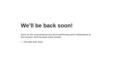 Usługi Informatyczne QbaSoft Jakub Płużek - Sklep internetowy Opole
