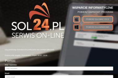 SOL24.pl Sp. z o.o. - Programista Opole
