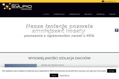 SYLPIO - Ocieplanie Pianką PUR Legnica