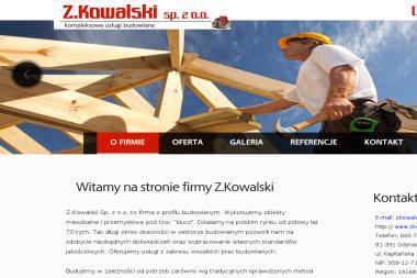 Z. Kowalski Sp. z o.o. - Ławy Fundamentowe Gdynia