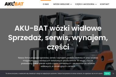 AKU-BAT Wózki Widłowe - Wózki widłowe Wołomin