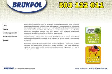 P.H.U. Brukpol - Ekipa budowlana Przasnysz