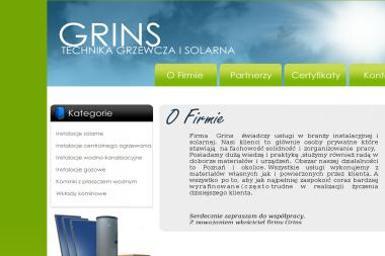 Grins - Instalacje grzewcze Swarzędz