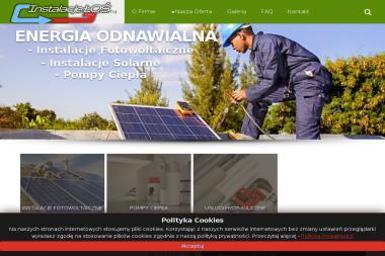 PHU Instalacje Łoś - Kolektory słoneczne Prace duże