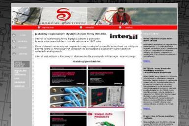 Intersil Sp. z o.o. - Chemia budowlana Warszawa