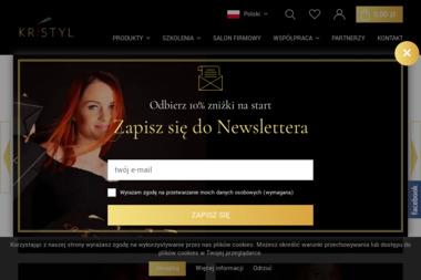 KRISTYL - Firmy odzieżowe Tomaszów Maz