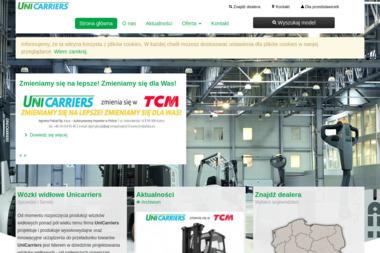 Marubeni Machinery Distribution Poland sp. z o.o. - Wózki widłowe Warszawa