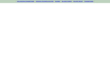 Okna Plastykowe - Producent Okien PCV Sośnicowice