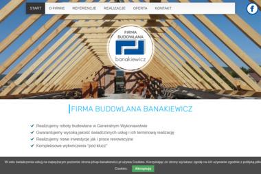 PHUP BANAKIEWICZ - Zbrojarz Kielce / Bieliny