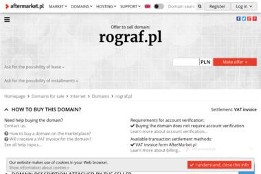 Rograf Robert Żerkowski - Obsługa IT Warszawa