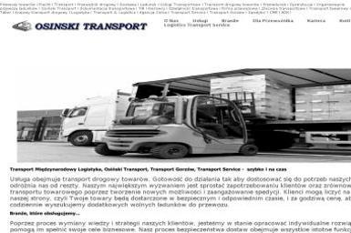 Transport79 - Przeprowadzki Gorzów Wlkp.