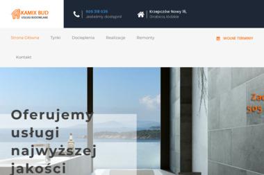 Kamix-Bud - Firma remontowa Piotrków Trybunalski