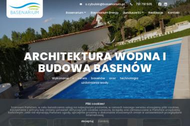Basenarium - Architektura Krajobrazu Brzoza