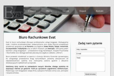Biuro Rachunkowe Evat Poznań Rataje - Doradcy Inwestycyjni Poznań