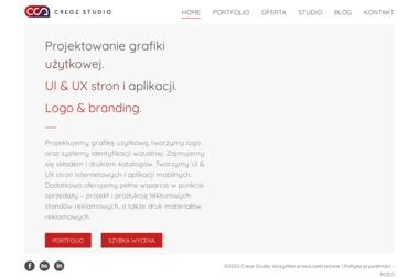 Creoz Agencja Kreatywna - Sklep internetowy Konarzewo
