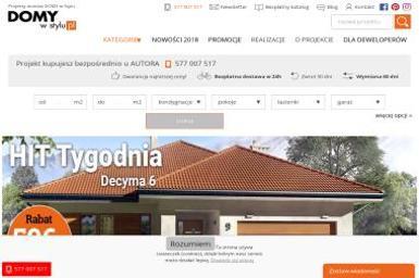 TYSON - Domy z bali Biłgoraj