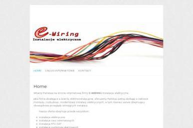 E-wiring instalacje elektryczne - Pompy ciepła Ruda slaska