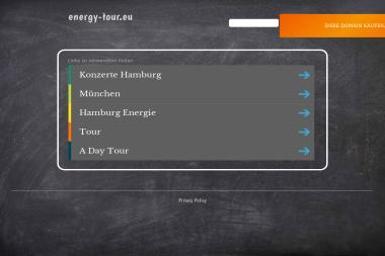 Energy Tour - Usługi Gostyń