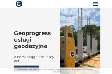 GEOPROGRESS Usługi Geodezyjne Krzysztof Czarnecki - Geodeta Kraków