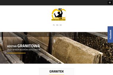 Granitek - Nagrobki Strzegom
