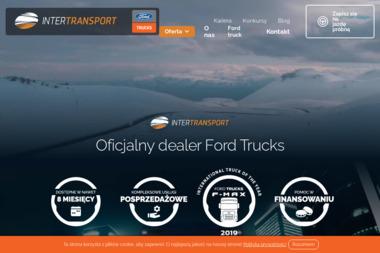 Intertransport Sp. z o.o. - Pellet Radzyń Podlaski