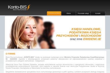 Konto-bis - Finanse Łowicz