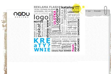 Agencja Reklamowa NABU - Sklep internetowy Złotów