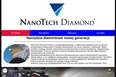 NanoTech Diamond Poland Spółka z o.o. - Koparko-ładowarki Warszawa