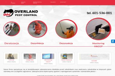 PHU OVERLAND - Firma remontowa 艢wi臋toch艂owice