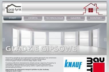 Paj-tynk - Elewacja Domu Katowice