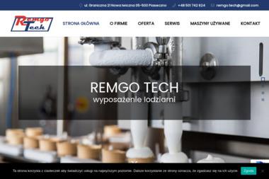 REMGO-TECH - Firma Gastronomiczna Nowa iwiczna