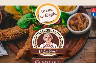 Restauracja u babuni - Sklep Gastronomiczny Kilińskiego 16