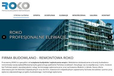 P.P.U.H ROKO Robert Kocot - Budowa domów Toporowice
