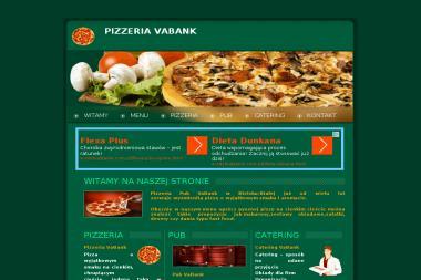 Pizzeria Pub Vabank - Catering Świąteczny Bielsko-Biała