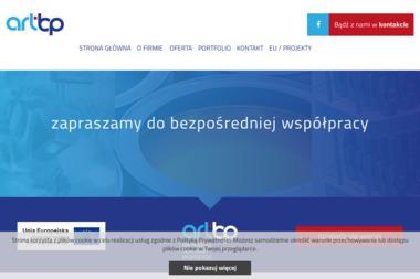 Express Service - Identyfikacja wizualna Łódź