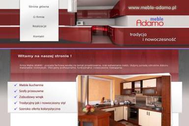 MEBLE-ADAMO - Meble biurowe i do pracowni Kodrąb
