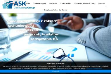 ASK Consulting Group - Księgowy Piastów