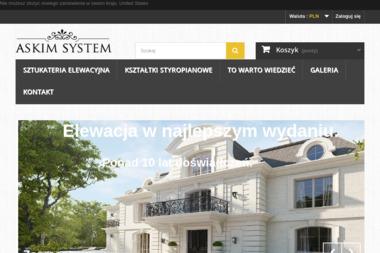 Askim System - Market Budowlany Katowice
