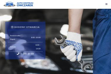 AUTO-CENTRUM OWCZAREK - Przeglądy i diagnostyka pojazdów OBORNIKI ŚLĄSKIE