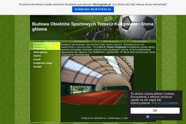 Budowa Obiektow Sportowych Tomasz Kuligowski - Remonty mieszkań BABINEK/GRYFINO