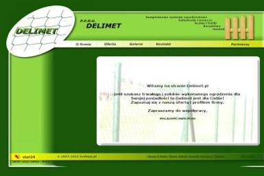 DELIMET P.P.H.U. - Ogrodzenia panelowe Zielona Góra