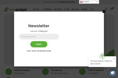 Ecogadget.pl - Części i podzespoły elektroniczne Warszawa
