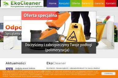 EkoCleaner - Sprzatanie w Biurze Szczecin