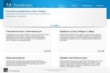 Fiszdesign.tk - Grafik komputerowy Wrocław