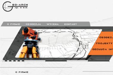 GEO-ARCH grupa ASMgraf - Projektowanie inżynieryjne Toruń