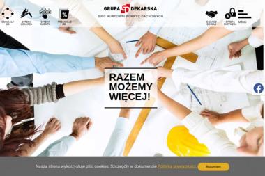 Grupa Dekarska - Pokrycia dachowe Milanówek