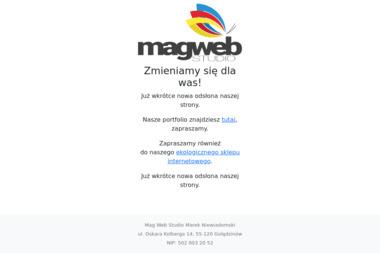 Mag Web Studio Marek Niewiadomski - Sklep internetowy Sulejów